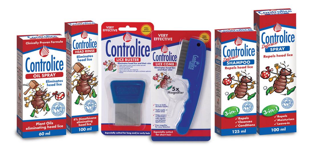 Controlice Lice